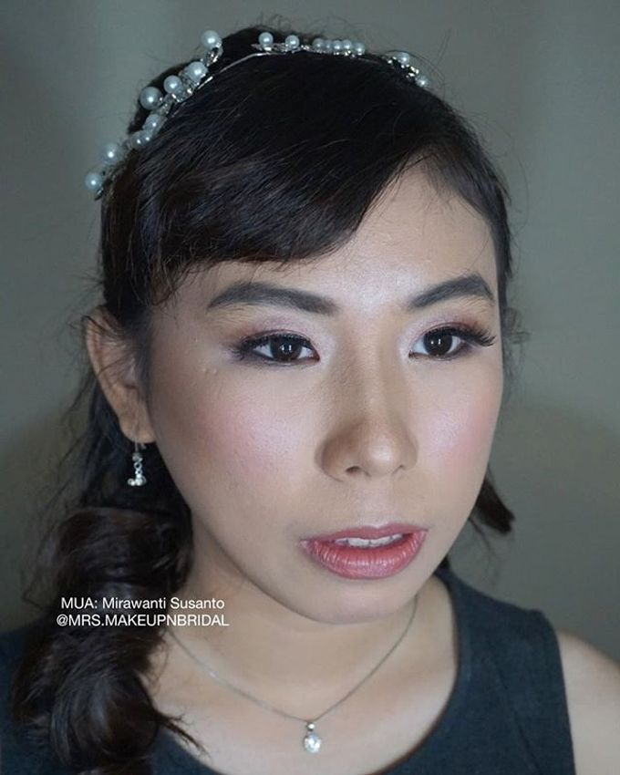 Party Makeup & Hairdo by MRS Makeup & Bridal - 009