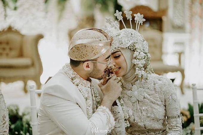 The Wedding of Indira & Maudi by Chandani Weddings - 007