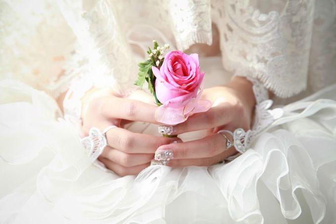 wedding day by Xin-Ai Bride - 076