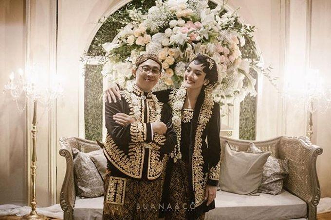 The Wedding of Santi & Rantau by Chandani Weddings - 006