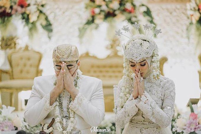 The Wedding of Indira & Maudi by Chandani Weddings - 005