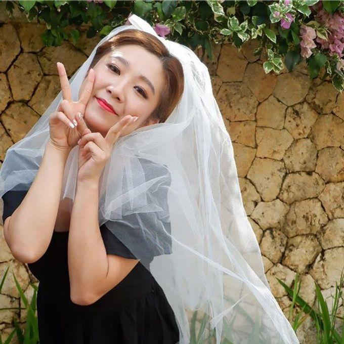 WEDDING MAKE UP & HAIR by FIFI HUANG by Fifi Huang Makeup - 003