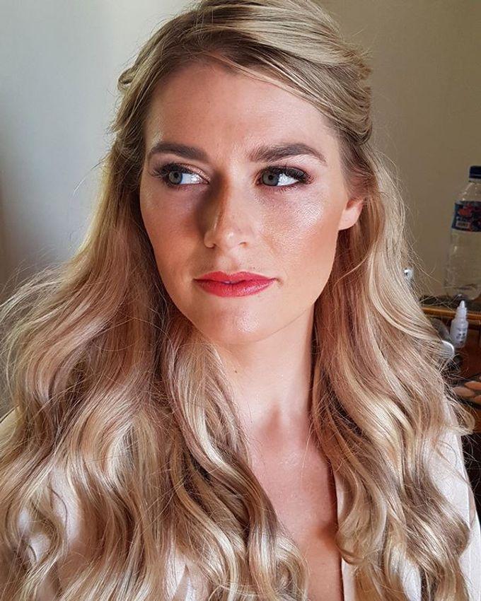 Airbush makeup by Bali Hair and Makeup  / Anja buerck - 005