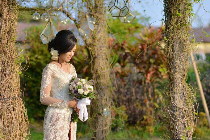 Purple Wedding by Mira Mi Bali Wedding - 001