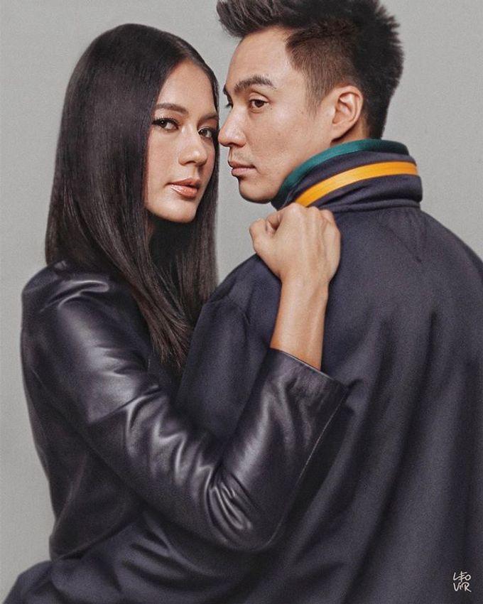 Baim Wong & Paula Verhoeven by Leo Vir - 007
