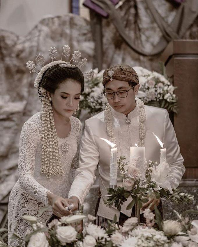 The Wedding of Santi & Rantau by Chandani Weddings - 010