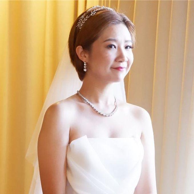 WEDDING MAKE UP & HAIR by FIFI HUANG by Fifi Huang Makeup - 009
