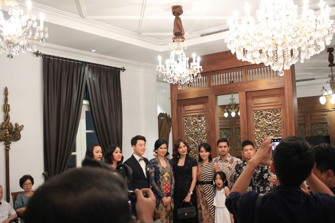 MC Wedding Intimate Plataran Menteng Jakarta - Anthony Stevven by THE PALACE Jeweler - 006