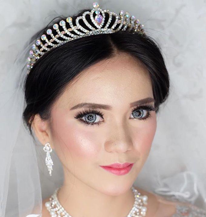 Bride Makeup by MRS Makeup & Bridal - 002