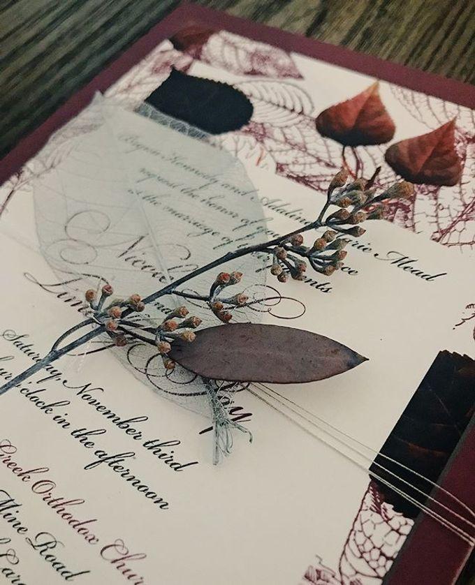 Custom Invitations by revelry + heart - 010