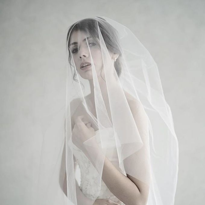 Bridal Gowns - JFW BLOOM COLLECTIONS by Angelina Monica - 009