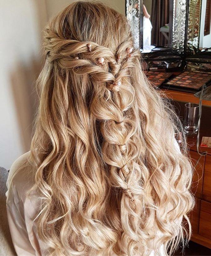 Airbush makeup by Bali Hair and Makeup  / Anja buerck - 006