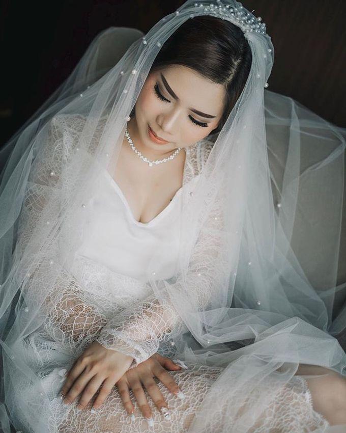 The Wedding of Stephanie & Christianto by Anve Sposa - 006