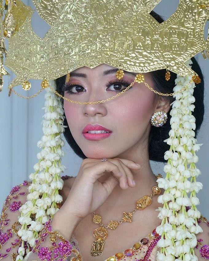 Batak Wedding Makeup by MRS Makeup & Bridal - 003