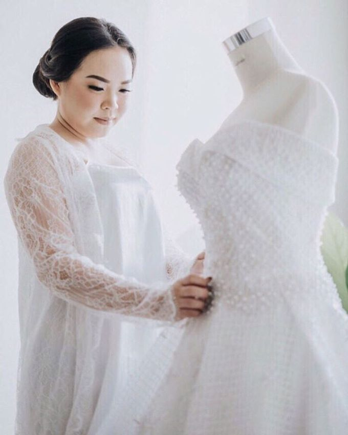 The Wedding of Pinky & William by Anve Sposa - 001