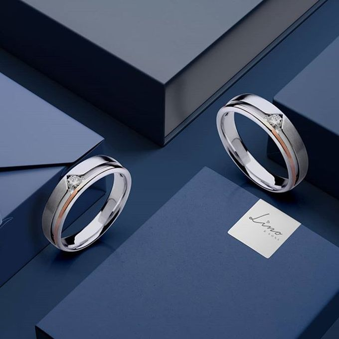 WEDDING RING by Lino and Sons - 021