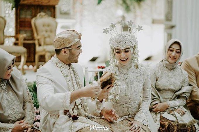 The Wedding of Indira & Maudi by Chandani Weddings - 006