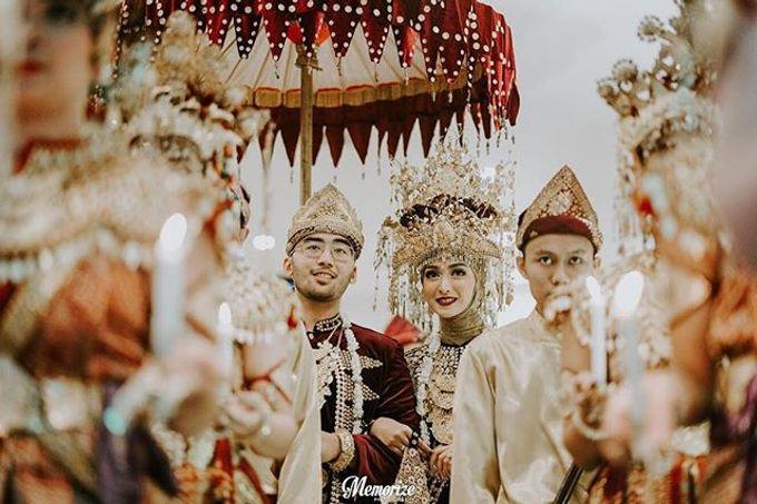 The Wedding of Indira & Maudi by Chandani Weddings - 014