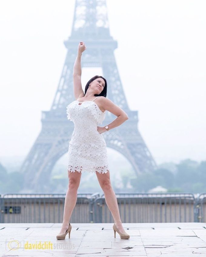 Paris Bridal Shoots  by David Clift Studios - 001