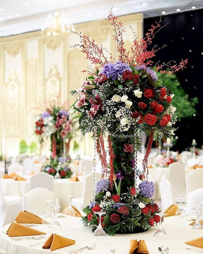JCC Vip table decor by Suryanto Decoration - 001
