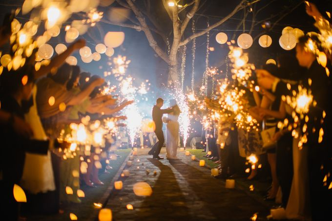 PYROTECHNIC by Bali Wedding Entertainment - 007