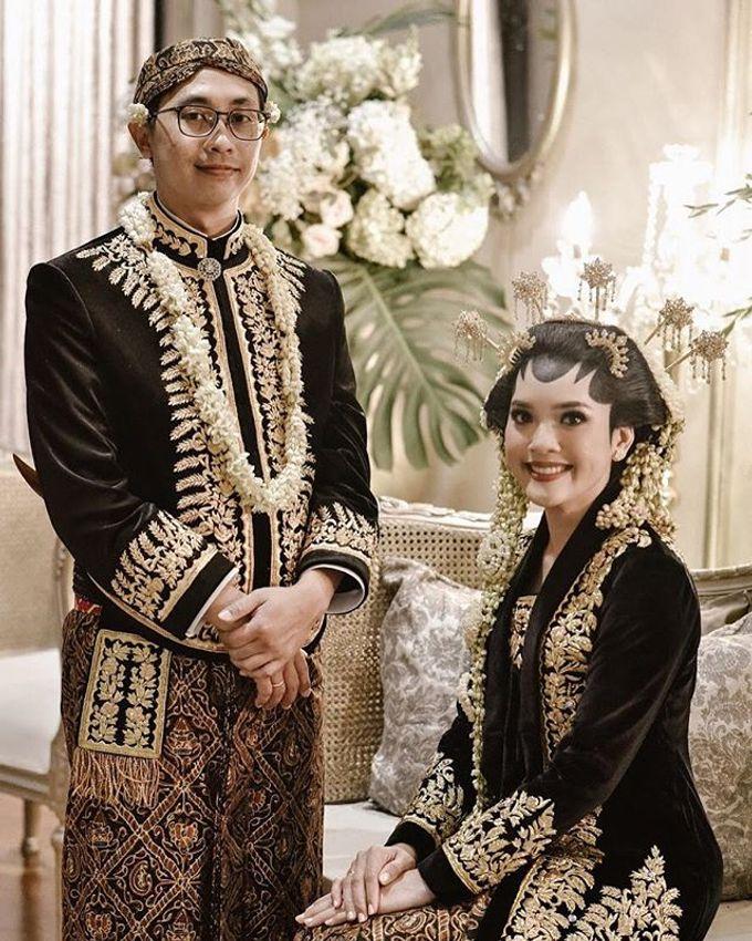 The Wedding of Santi & Rantau by Chandani Weddings - 003