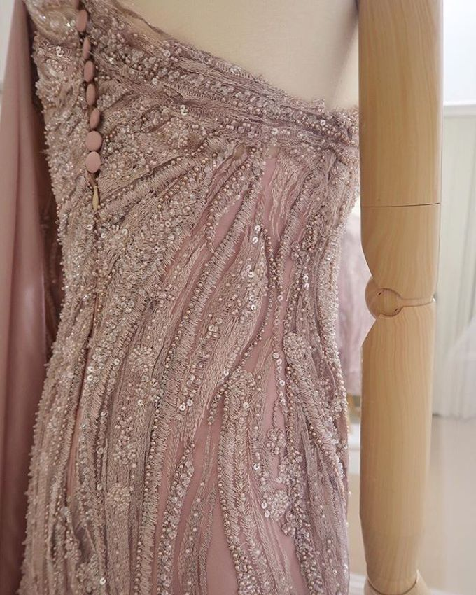 Evening Gown  by Tommy Pancamurti - 016