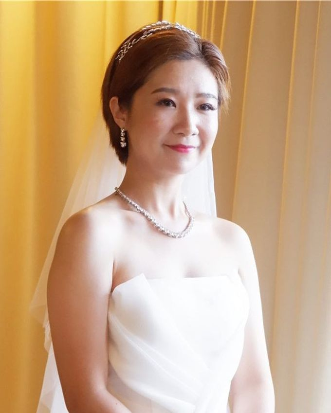 WEDDING MAKE UP & HAIR by FIFI HUANG by Fifi Huang Makeup - 008