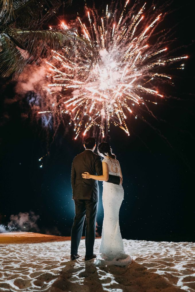 Wedding The Mulia Resort Donald & Tabita by StayBright - 041