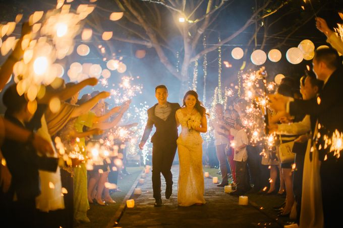 PYROTECHNIC by Bali Wedding Entertainment - 008
