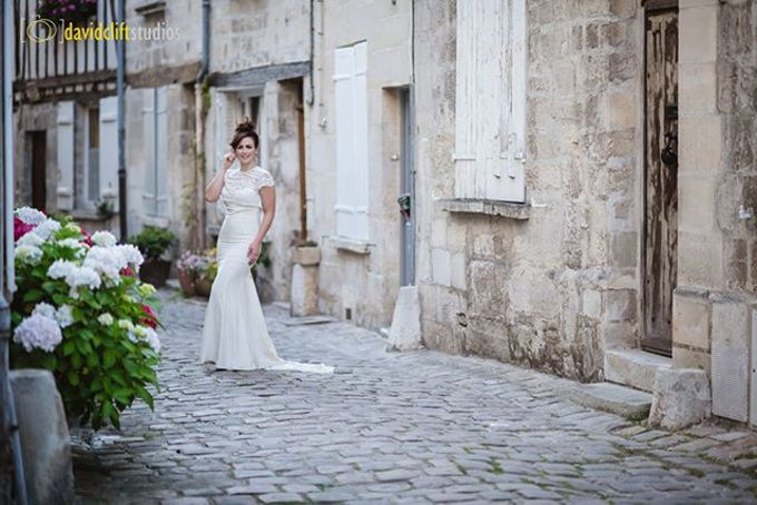 Wedding Photoshoot in Paris with various brides by davidcliftstudios - 005