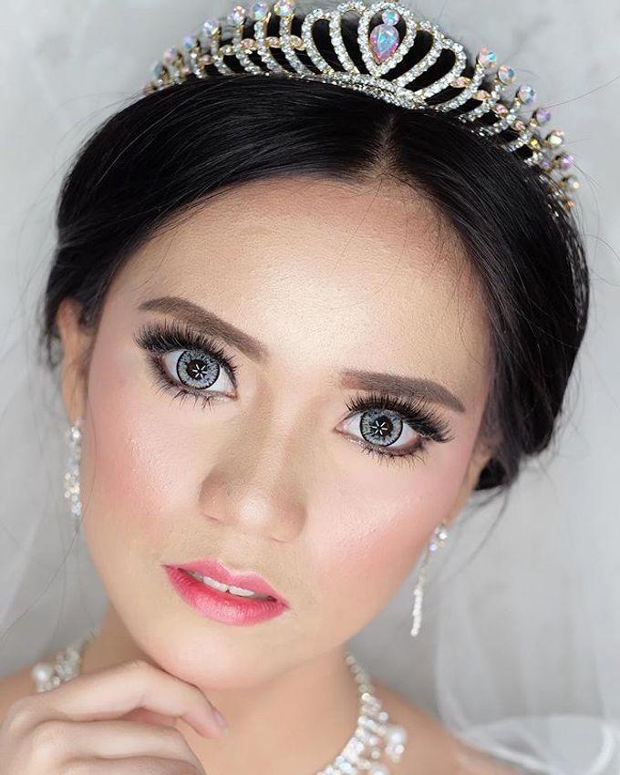 Bride Makeup by MRS Makeup & Bridal - 001
