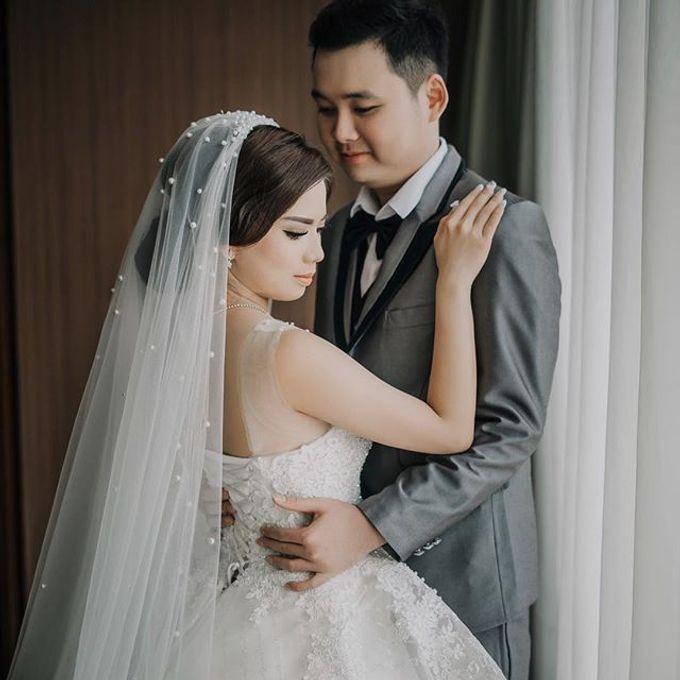 The Wedding of Stephanie & Christianto by Anve Sposa - 003