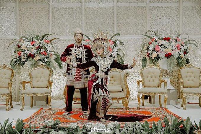 The Wedding of Indira & Maudi by Chandani Weddings - 011
