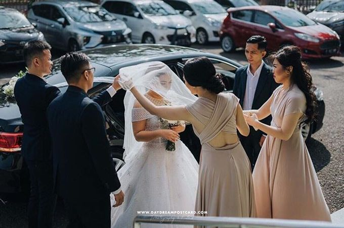 The Wedding of Pinky & William by Anve Sposa - 007