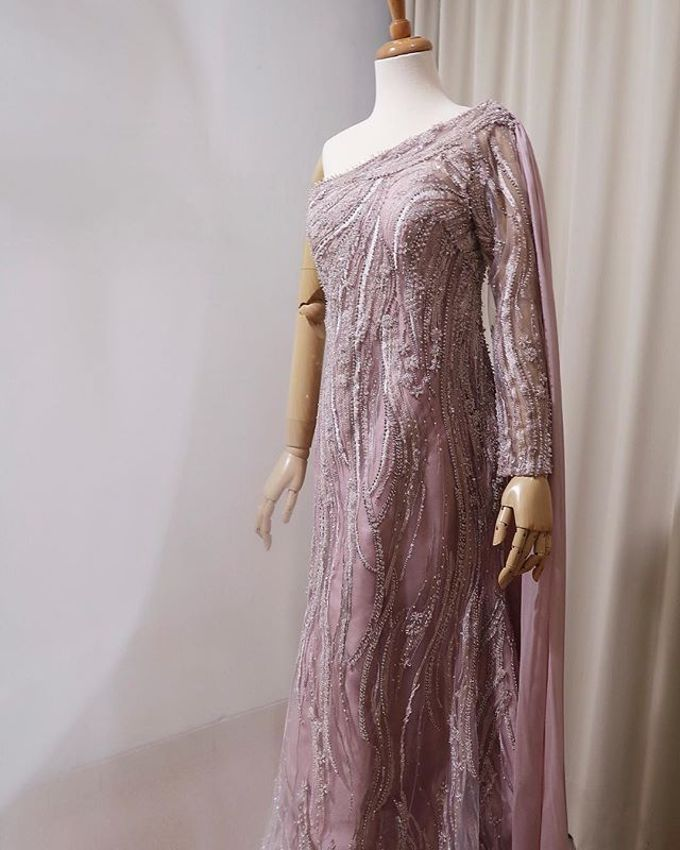 Evening Gown  by Tommy Pancamurti - 017