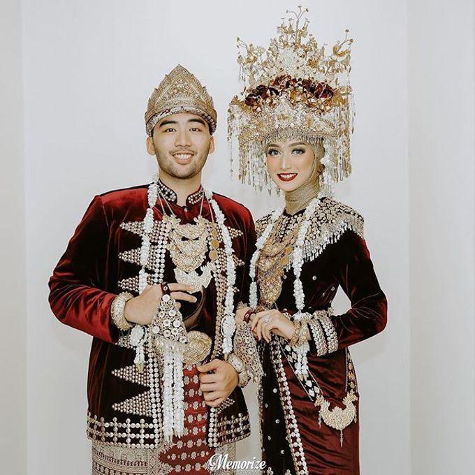The Wedding of Indira & Maudi by Chandani Weddings - 012