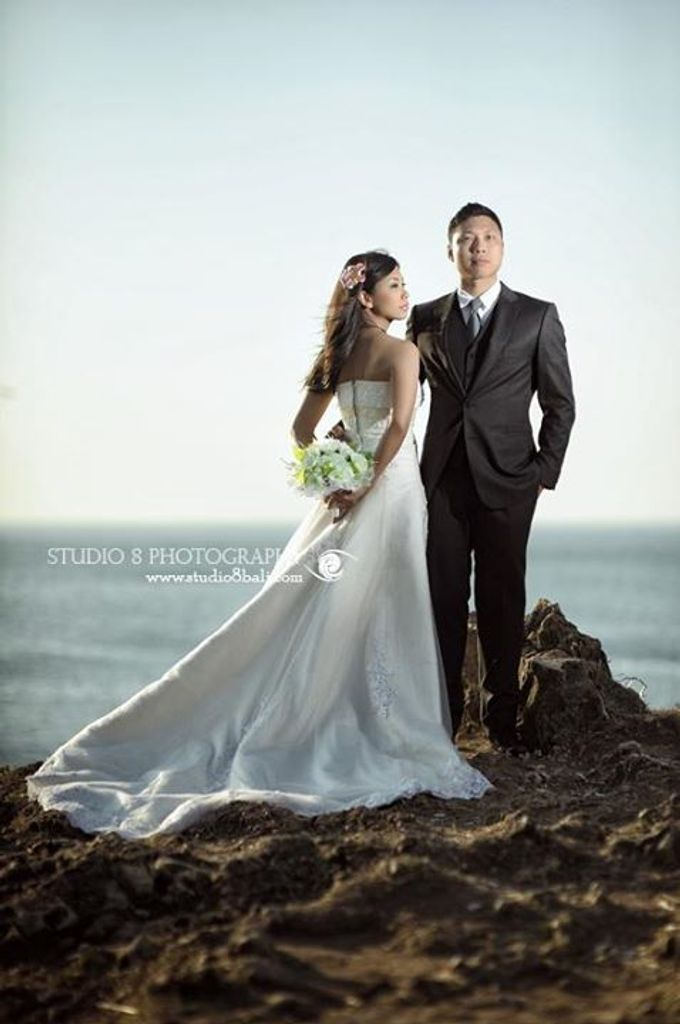 Prewedding - Evan & Shirley by Studio 8 Bali Photography - 008