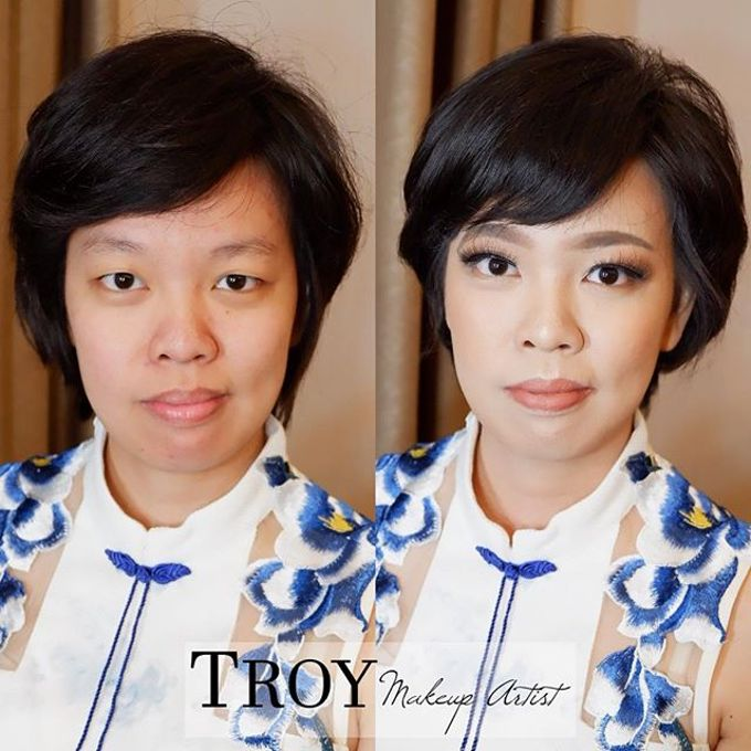Sister Makeup by Troy Makeup Artist - 001