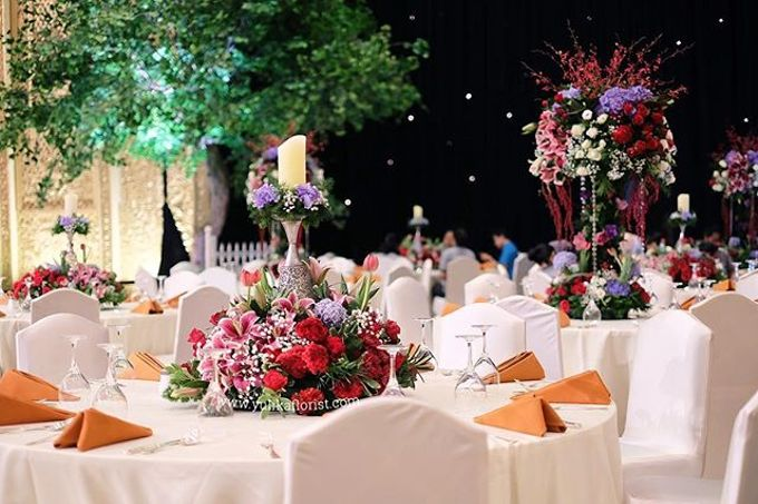 JCC Vip table decor by Suryanto Decoration - 002