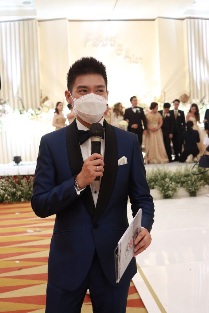 Mc Wedding New Normal at Royale Krakatau Hotel - Anthony Stevven by Anthony Stevven - 004