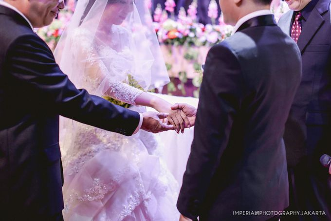 Yonathan & Dina Wedding by Imperial Photography Jakarta - 033