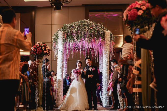 Yohanes & Vhina Wedding by Imperial Photography Jakarta - 041
