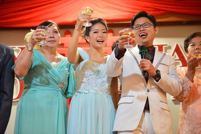 Cindy & Jason by Faith Wedding Event - 043