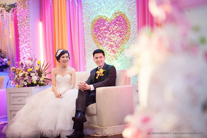 Wong & Devy - Wedding Day by HD Photography - 037