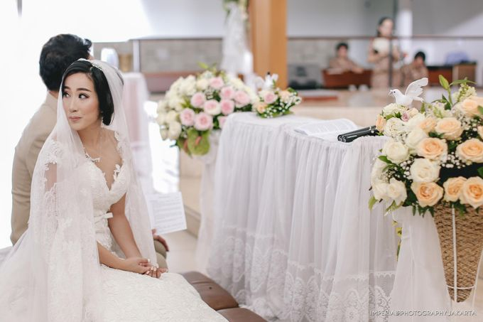 The One My Soul Loves | Kevin + Indy Wedding by Imperial Photography Jakarta - 039