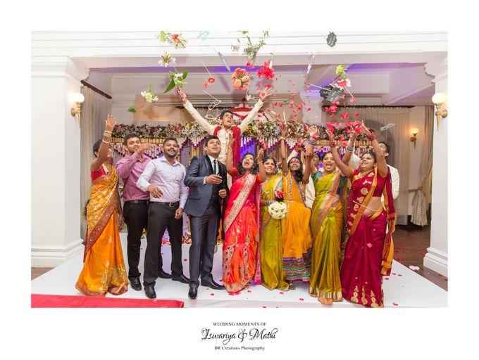 Wedding of Ishwariya & Mathi by DR Creations - 041