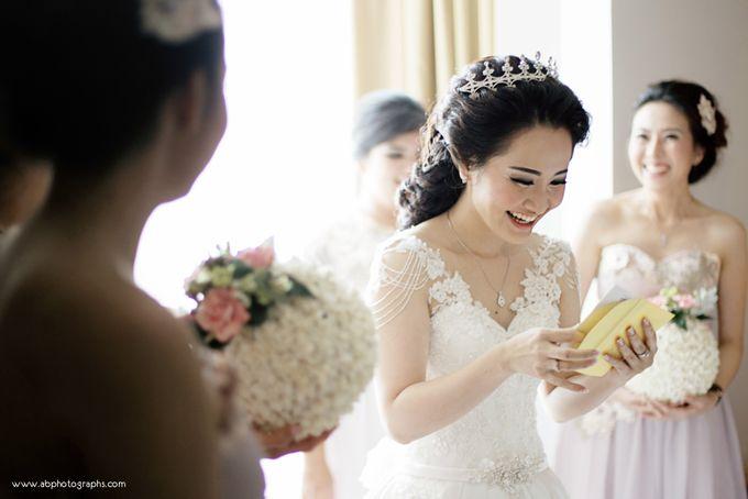 THE WEDDING OF RICHARD & LYDIA by Cynthia Kusuma - 039