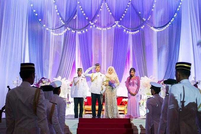 Liyana & Fairuz - Reception by Cubic Foto by PlainPaperpaint Production - 033