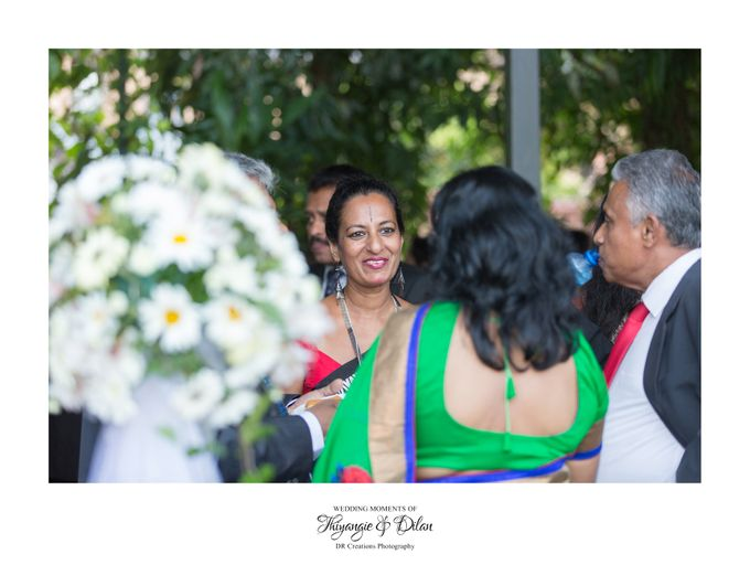 Wedding of Thiyangie & Dilan by DR Creations - 040